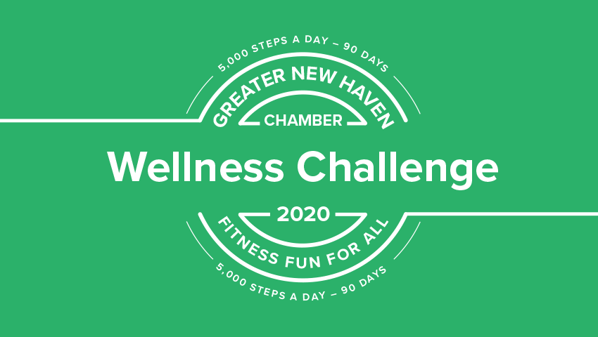 Greater New Haven Chamber of Commerce Wellness Challenge 2020